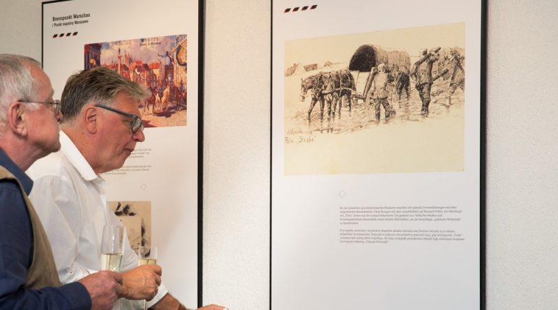 Ausstellung Wem gehört Polen
