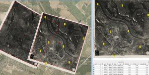 Georeferenzierung von Senkrechtluftbildern
