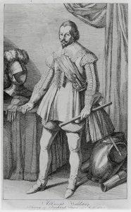 Wallenstein: Herzog Albrecht Wenzel Eusebius von Waldstein (1583-1634), Böhmischer Feldherr und Politiker, Bildarchiv Inv.-Nr. 80995