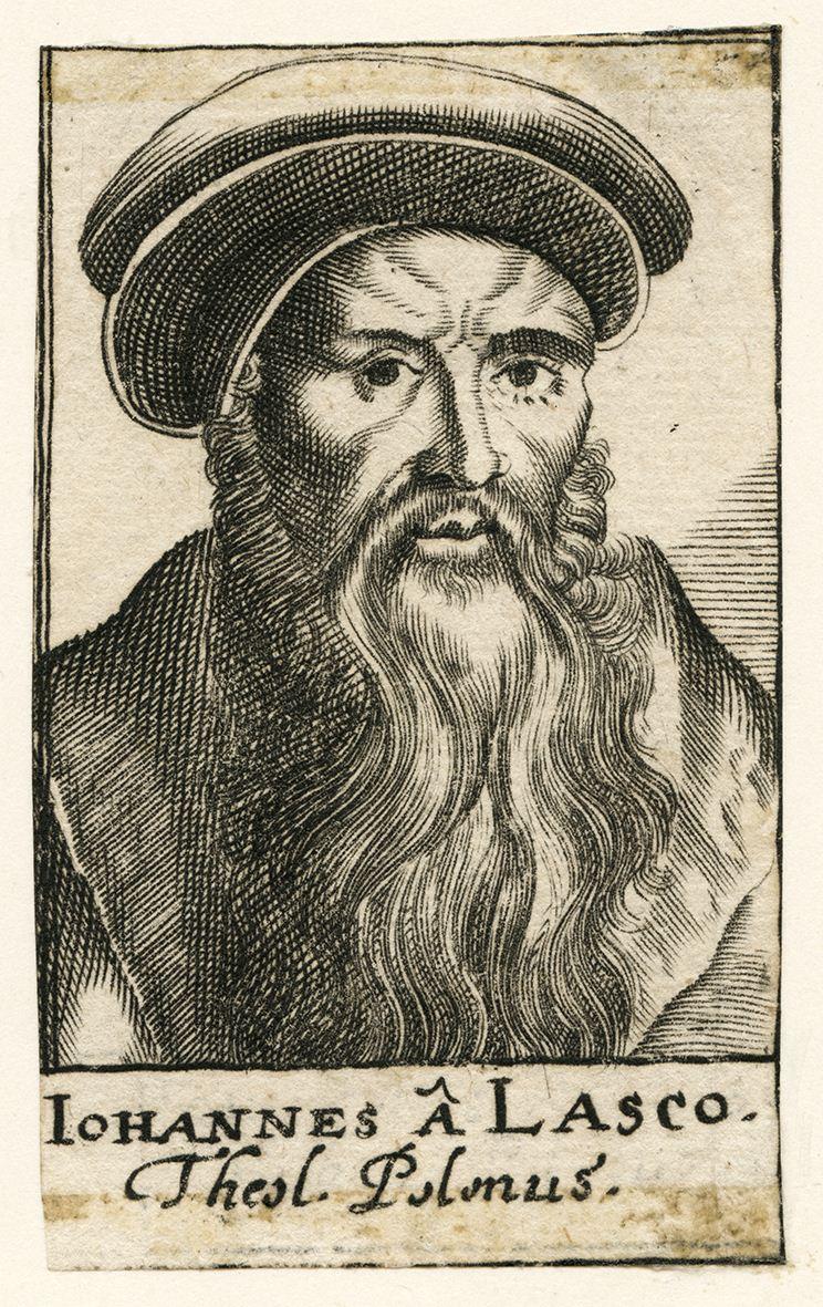 Johann Laski (1499-1560), Evangelischer Theologe, Reformator in Ostfriesland, London und Polen