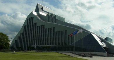 Die Lettische Nationalbibliothek