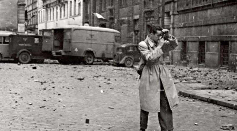 Ausstellung Warschauer Aufstand