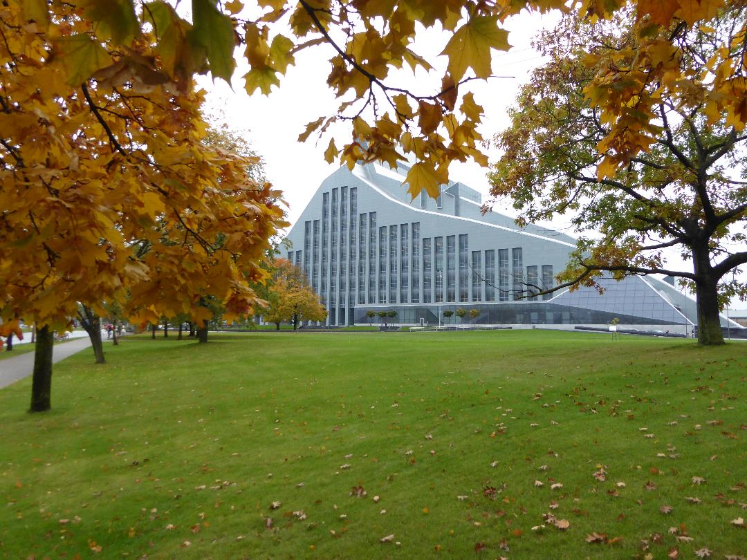 Lettische Nationalbibliothek