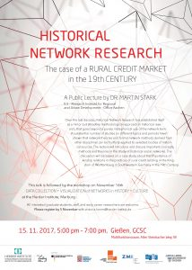 Poster Historical Network Research
