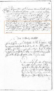Protokollbuch der Ältestenbank, DSHI 520 Große Gilde Riga 73, p. 70.
