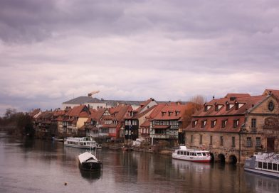 Bamberg, Tagungsort der Winter School
