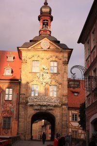 Bamberg, Tagungsort der Winter School