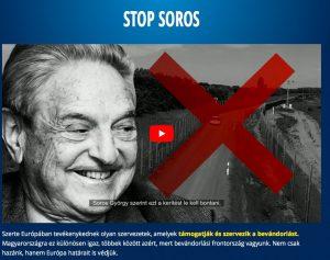 Stop Soros Kampagne