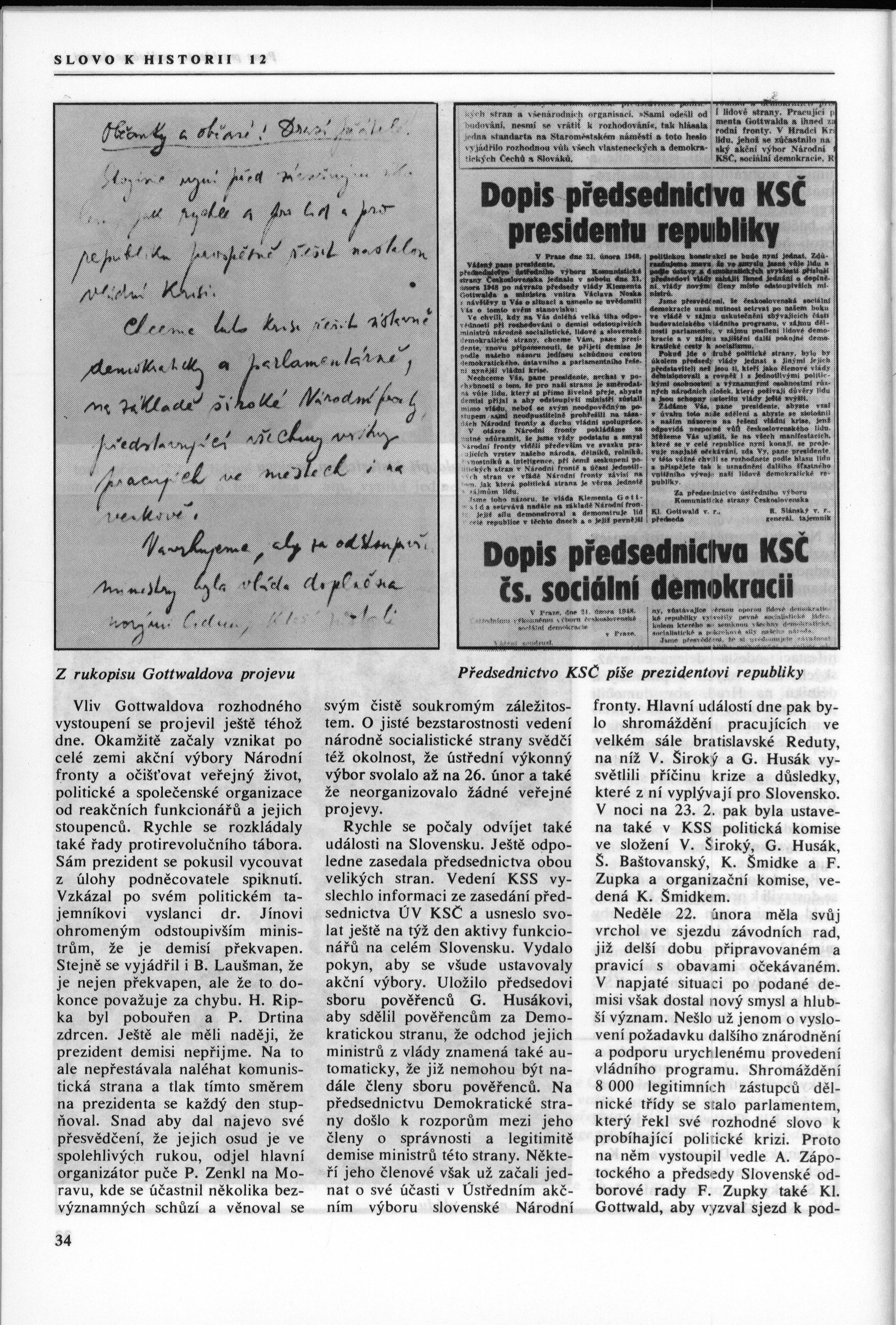 Slovo K Historii 12 1948, Seite 34