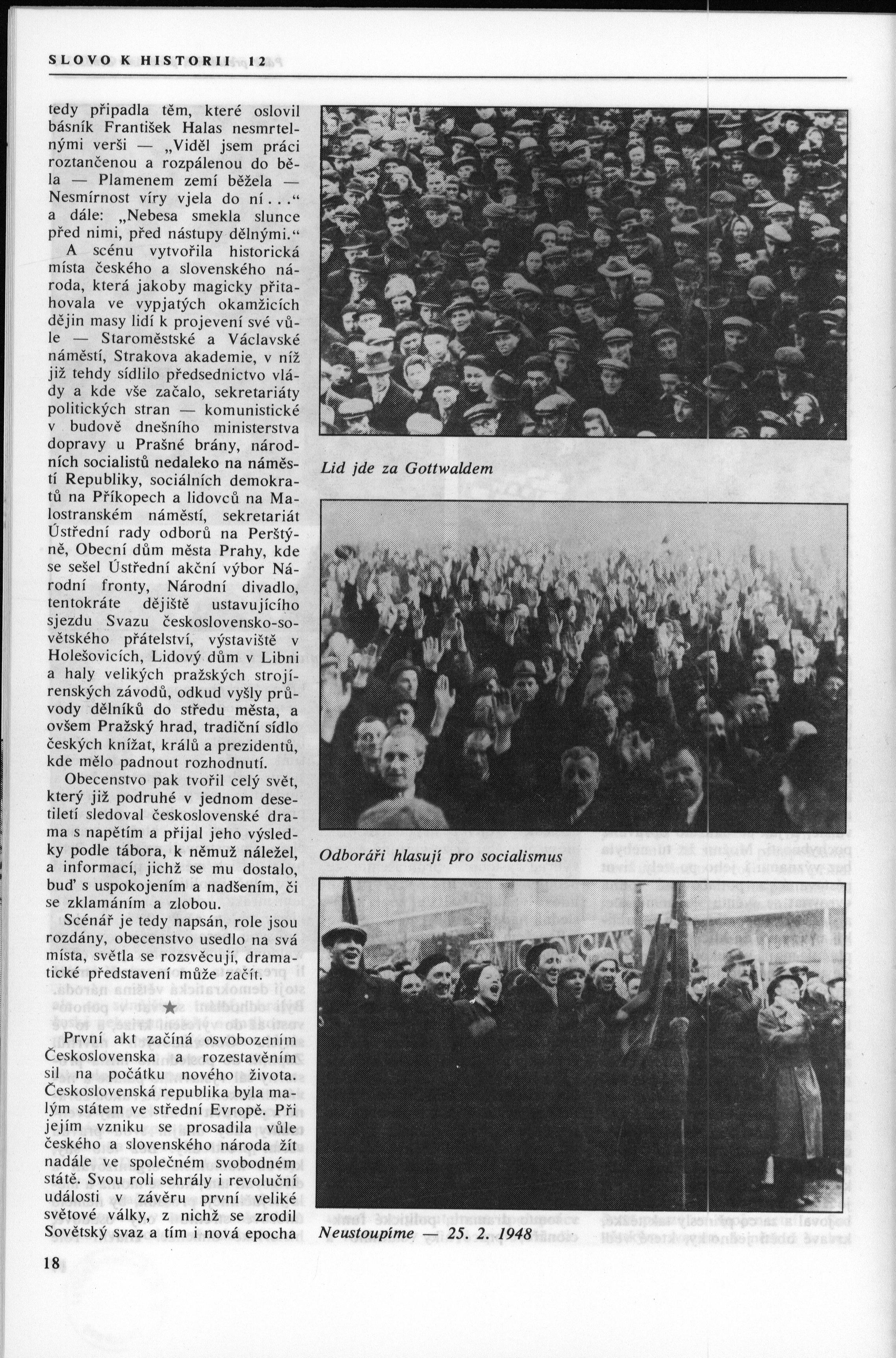 Slovo K Historii 12 1948, Seite 18