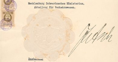 Schweriner Archivalien in einem Archiv zur ostmitteleuropäischen Geschichte