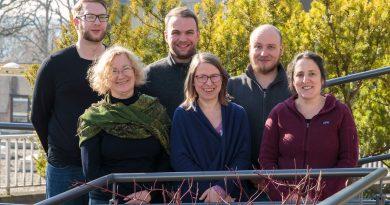 Projektteam des Online-Portals