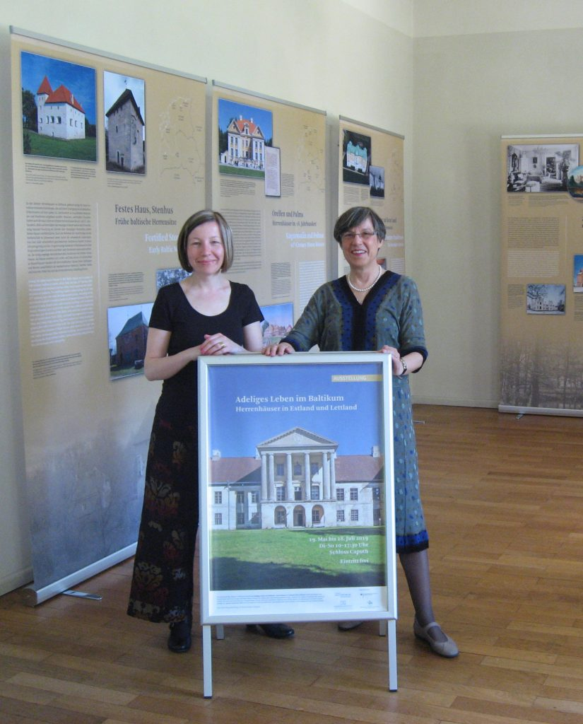 Agnese Bergholde-Wolf (links) und Claudia Tutsch (rechts)
