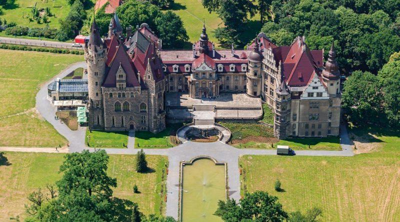 Schloss Moschen/Moszna