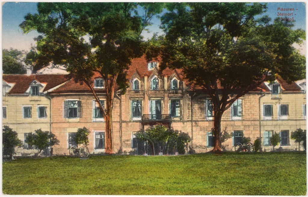 Schloss Steinort, Masuren, Bildarchiv Herder-Institut