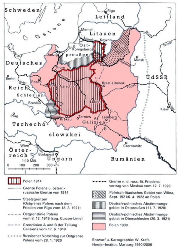 Polen 1918-1939 by katja marynichava on Prezi